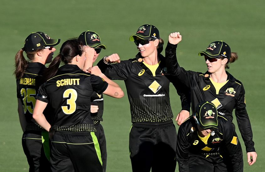 ICC Women's Team Rankings: Australia Women remain No.1 in ODIs, T20Is after annual update