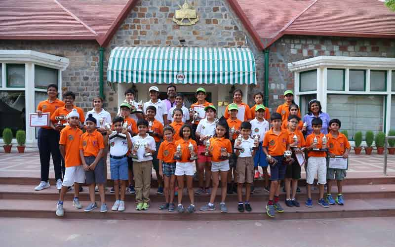 33rd Usha Junior Training Programme Second camp concludes 1