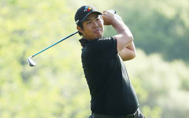 Byeong Hun An Presidents Cup