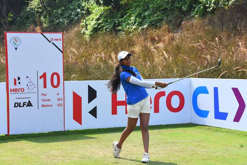 Pranavi Urs Indian Open