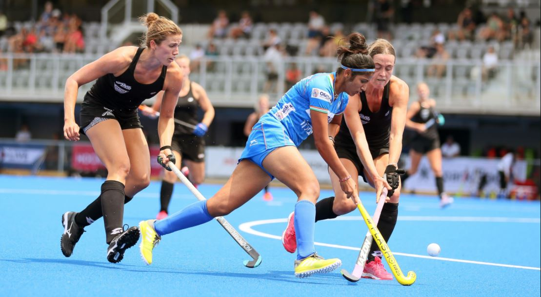 Entered women's hockey at its best period, says India forward Navneet Kaur