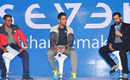 MS Dhoni launches SEVEN with Rhiti Group