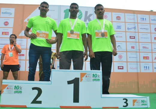 10K Intencity Mens Winner