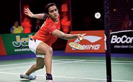 PV Sindhu Indian badminton player 1