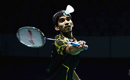 Srikanth Kidambi Bengaluru top guns