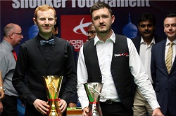 Anthony McGill beat Kyren Wilson 5-2 to win Indian Open
