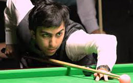 Pankaj Advani to lead Indian cueists contingent in World 6Red and Team Snooker 2016