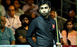 Pankaj Advani becomes first Indian to win medal in Sangsom World 6Reds Championship