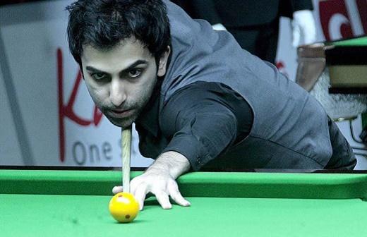 Advani outclass Mehta to win Kolkata Open National Invitation Snooker Championship