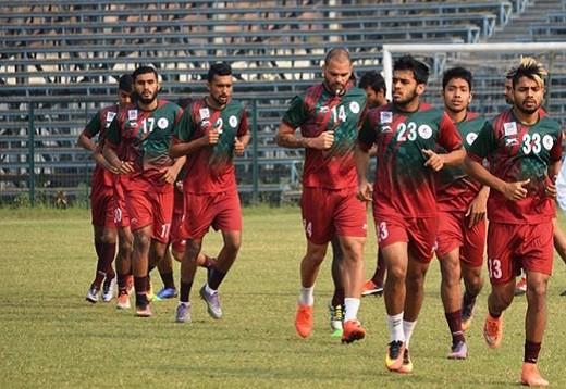 I-League: Balwant's brace helps Mohun Bagan beat DSK Shivajians 3-1