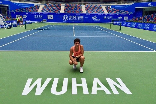 Carla Suarez pulls out from Dubai Tennis meet