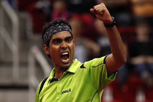 ITTF World Tour India Open:  Sharath Kamal enters India Open semi-final