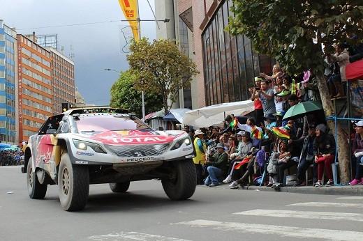 Dakar Rally seventh stage shortened after rains