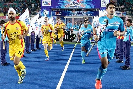 Hockey India League: Uttar Pradesh Wizards beat Ranchi Rays 4-0