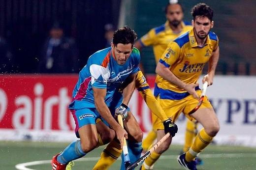 UPW down Punjab 6-2 in Hockey India League tie