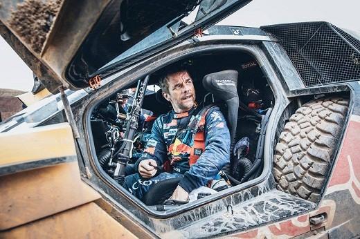 Sebastien Loeb grabs Dakar Rally lead