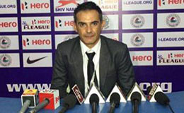 We're happy to be underdogs: Aizwal FC coach Manuel Fraile