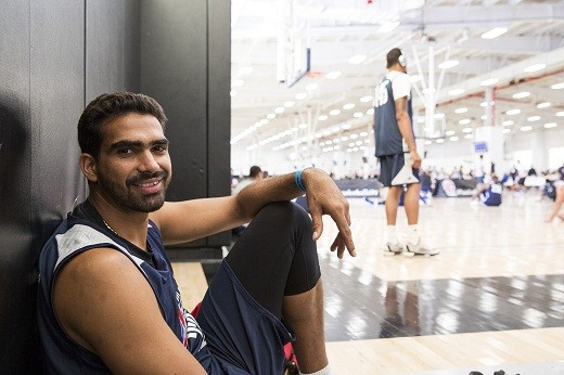 India's Palpreet Singh selected by the Long Island Nets in 2016 NBA D-League Draft