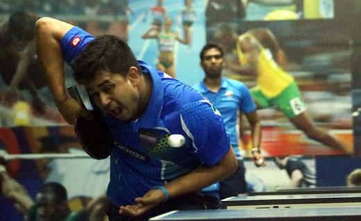 Soumyajit, Sanil qualify for India Open TT