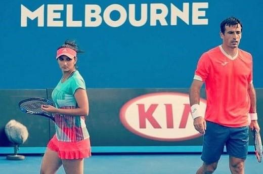 Australian Open: Sania Mirza's aim for 7th major title ends in despair