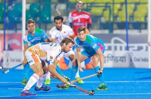 Hockey India League: Kalinga Lancers, UP Wizards play 2-2 draw