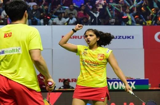 Sindhu, Verma, Sikki-Chopra win titles at Syed Modi Badminton Championships