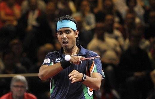 India Open table tennis tournament: Sharath Kamal cruises into quarters