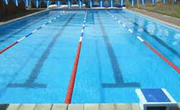 Disabled swimmer E.D. Baburaj swims 25 km