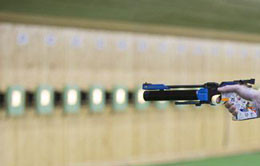 Pooja's bronze opens India's medal count in shooting World Cup