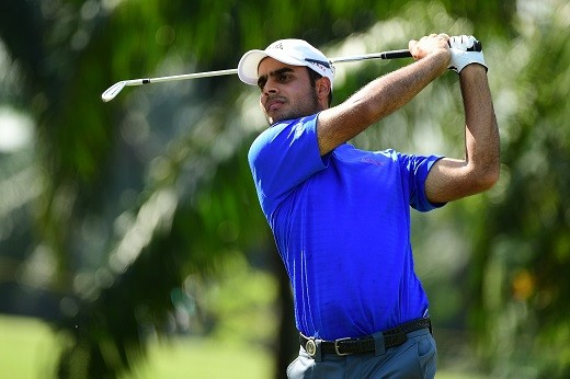 Shubhankar Sharma's star continues to sparkle on Asian Tour, moves to 5th place