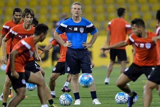 I-League: Bengaluru FC draw with Mumbai FC to continue winless run