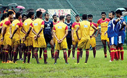 Match is played on field, not on paper: Biswajit Bhattacharya