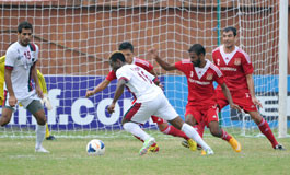 AFC Cup will be our real test now after triumphing over the Hero I-League: Sony Norde