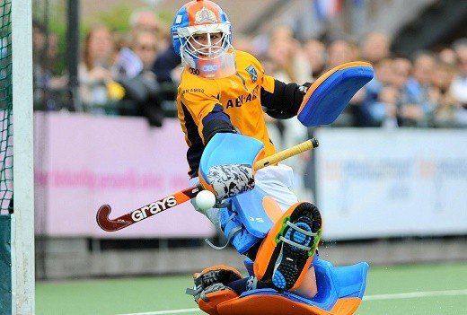 Dutch goalkeeper Joyce Sombroek retires from hockey