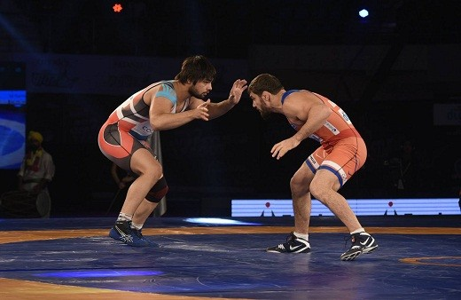 Pro Wrestling League: Haryana Hammers beat Jaipur Ninjas by 6-3 to enter final