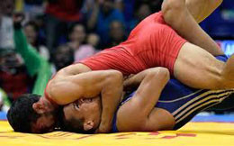 US wrestling team denied visas for competition in Iran