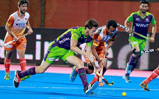Hockey India League: Child's late goal helps Delhi see off spirited Kalinga 6-4