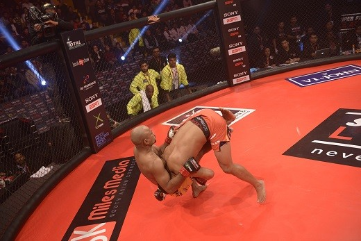 Salim-Sulaiman's UP Nawabs go down to Haryana Sultans in 'Fight Night-9' Super Fight League