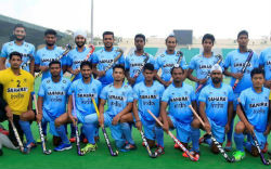 Indian junior men hockey team announced for U-21 men's tourney