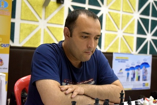 Image result for Amonatov wins Delhi International Chess meet