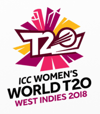 2018 ICC Womens World Twenty20 Logo