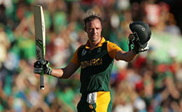 AB de Villiers wins ICC ODI Player of the Year