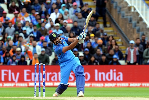 Rohit Sharma CT