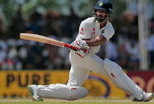 Shikhar Dhawan Test cricket