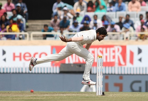 Umesh Yadav Test