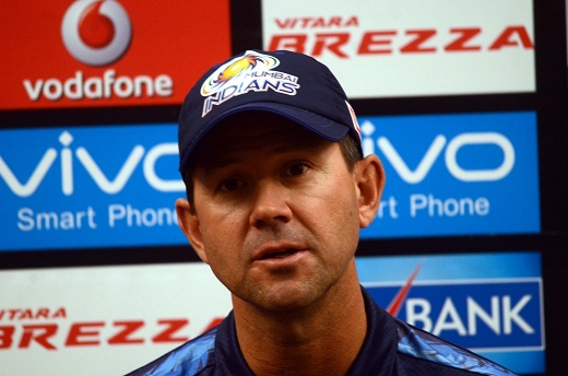 Ponting backs Finch as T20I skipper for Lanka series