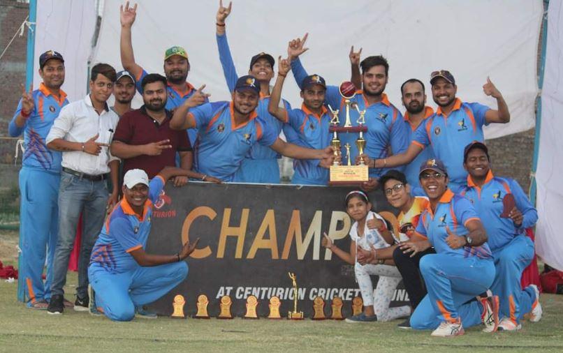 Scoring Willows Corporate Cricket Tournament: Akhil's