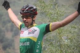 Andi Seewald emerges as overall leader on 4th stage of MTB Himalaya 2016, Wallace at 2nd spot