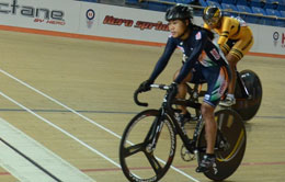 Deborah Herold becomes first Indian to achieve World Number 4 rankings in cycling