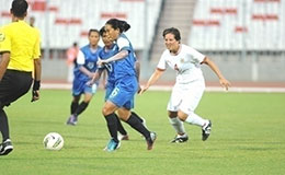 Football has made me into a better person, in to a better human being, says legendary Bembem Devi